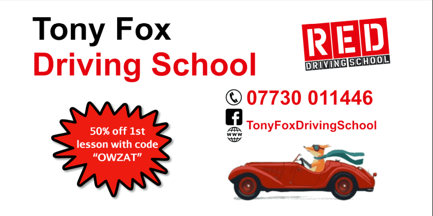 Tony Fox Driving School