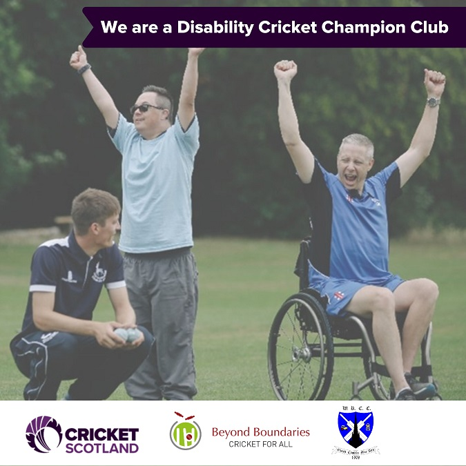 Disability Cricket Champion Club